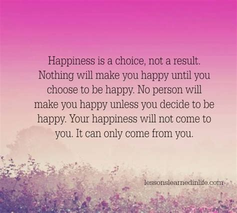 happiness   choice quotes positive thoughts