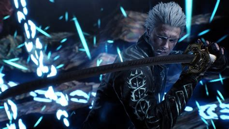 Start your search now and free your phone. Vergil, Katana, Devil May Cry 5, 4K, #120 Wallpaper