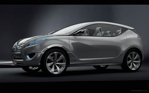 2009 Hyundai Nuvis Concept 2 Wallpapers Wallpapers Hd