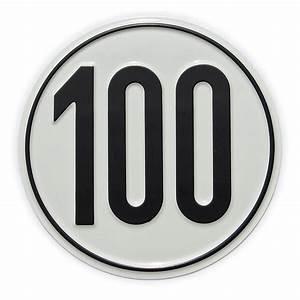 6 Km H Schild : geschwindigkeits schild 100 km h gem stvzo 58 ~ Jslefanu.com Haus und Dekorationen