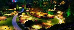Incredible benefits of landscape lighting garden lights