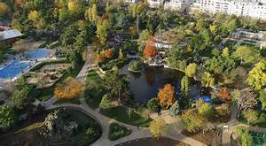 Lvmh to turn a paris garden into a eur60m theme park for Jardin d acclimatation parking