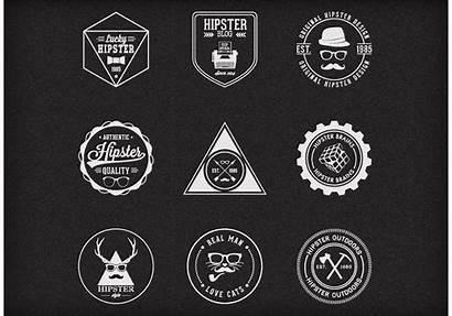 Hipster Vector Trendy Badges Graphics Vectors Edit