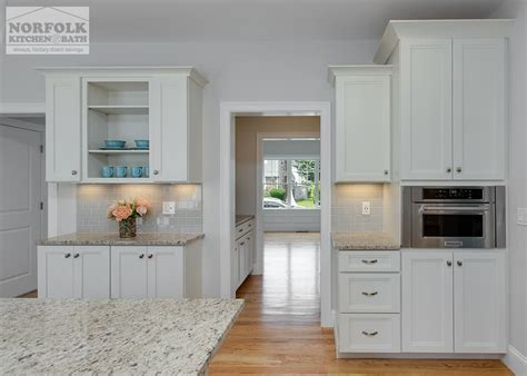 echelon linen kitchen  custom features norfolk