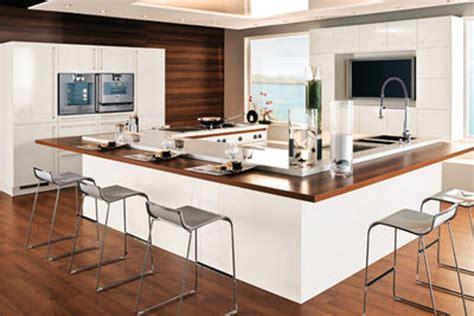 ilot de cuisine ilot de cuisine avec coin repas galerie avec ilot central