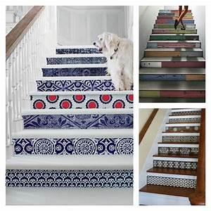 decorer un escalier en bois meilleures images d With nice repeindre un escalier en gris 7 escalier stephanie et eleonore deco