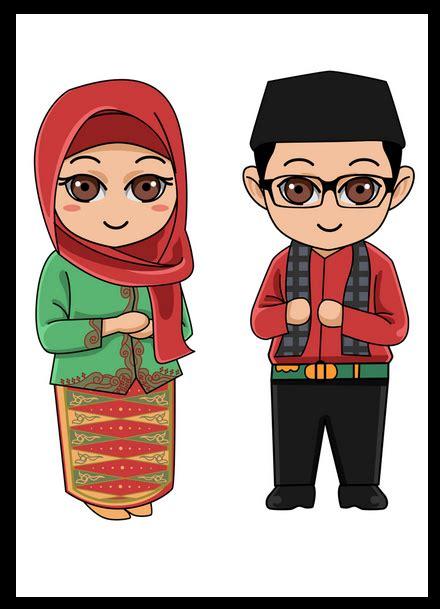 undangan pernikahan bernuansa islami hadir secara