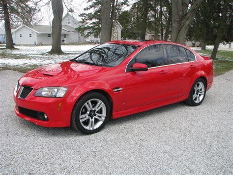 Pontiac G8 by 2009 Pontiac G8 For Sale