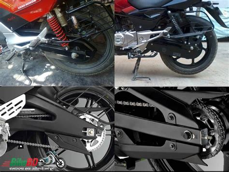 All About Motorcycle Drive Chain-sprocket & It's