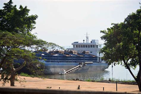 Kisumu, town, capital of nyanza province, kenya, lying on the northeastern shore of lake victoria. Kisumu port facelift to change region's fortunes   Nation