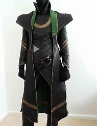 Female Loki Cosplay Costume