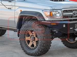 Toyota Landcruiser 70 Series Front Flare  Fibreglass Over