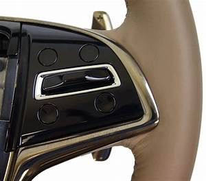2014 Cadillac Cts Vsport Steering Wheel Cashmere Leather
