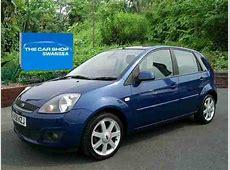 Ford 2008 FIESTA 14 Zetec Blue 5 DOOR car for sale