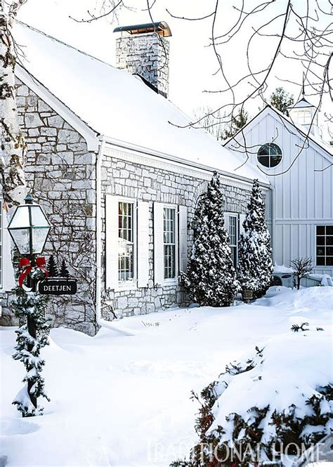 Snowy Vermont Home Ready by 405 Best Decor Images On