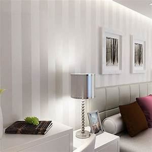 Tapeten Flur Ideen : modernen minimalistischen wand papier wallcovering streifen glitter vlies hintergrund tapete f r ~ Sanjose-hotels-ca.com Haus und Dekorationen