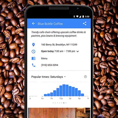 neue funktionen google search warnt vor warteschlangen