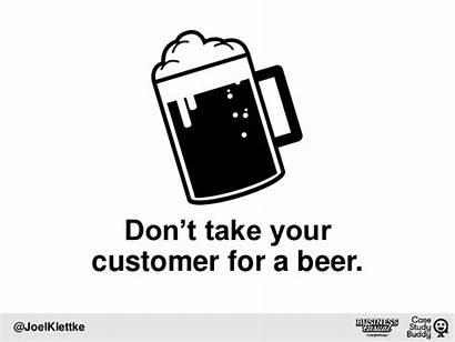 Beer Customer Joel Klettke Diego Searchlove San