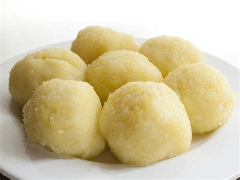 Rezept Kartoffelklöße