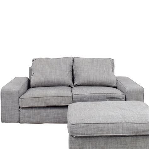 Ikea Kivik Sofa Plus Skinny Table Auch Farmhouse Style Mit