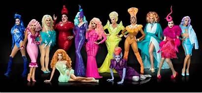 Drag Season Race Rupaul Cast Nine Rupauls
