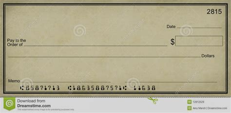 Blank Check Template Editable Blank Check Template Www Pixshark Images