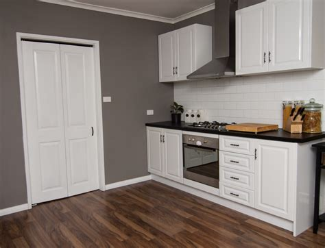 bunnings kitchen cabinets diy kitchen bunnings another after infobarrel images
