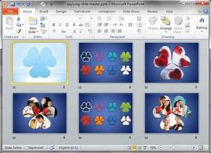 save slide master as template - applying slide masters to individual slides in powerpoint