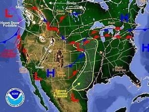 Honduras Weather Map