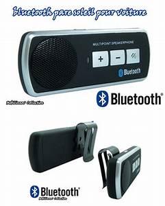 Installer Bluetooth Voiture : bluetooth voiture pare soleil sans installation pas cher ~ Farleysfitness.com Idées de Décoration