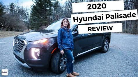 It's one of the most expressive. 2020 Hyundai Palisade SEL Review - All Things Fadra - YouTube
