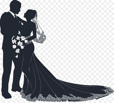bridegroom wedding invitation clip art wedding couple