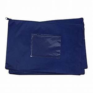 3 pack document zipper bag waterproof paper holder With zippered document pouch