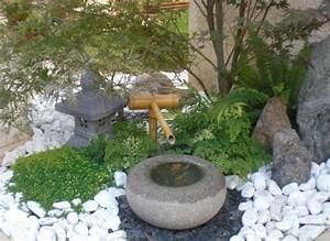 jardin feng shui conseils damenagement reussi With beautiful faire un jardin zen exterieur 12 fontaines exterieur style moderne