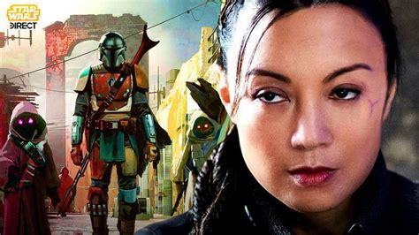 Ming-Na Wen To Return For The Mandalorian And Other Season ...