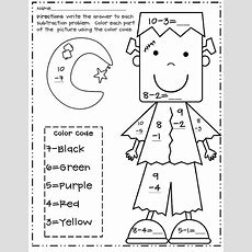 Halloween Activity Worksheets  Festival Collections