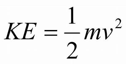 Physics Power Kinetic Equation Formula Energy Ke