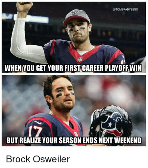 Brock Osweiler Memes - funny brock osweiler memes of 2017 on sizzle peyton
