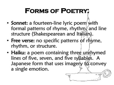 ppt an introduction to poetry elements techniques