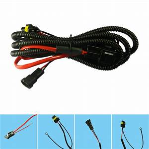 Xenon Hid Conversion Kit Relay Wiring Harness H1 H8 H11