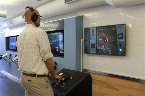 video mta simulator lets  drive   avenue