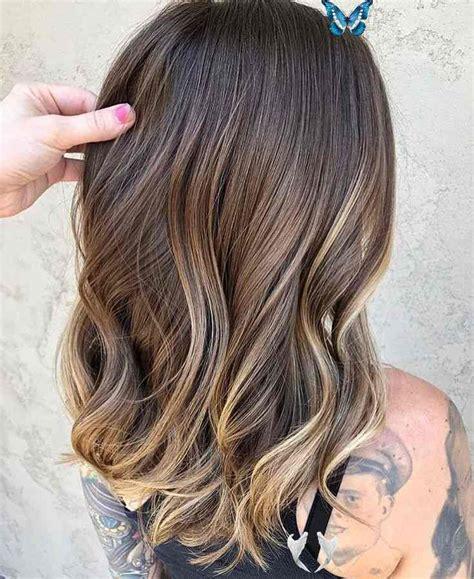 haircut ideas shoulder length layered hairstyles haircuts