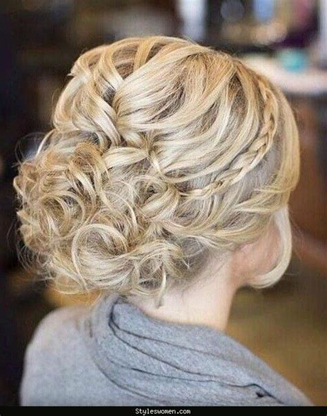 ideas  curly hairstyles  prom  pinterest