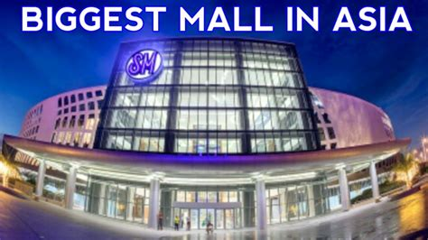 Top 7 Biggest Mall In Asia 2017 Youtube