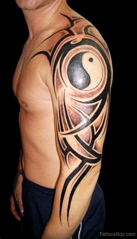 tribal yin  tattoo tattoo designs tattoo pictures