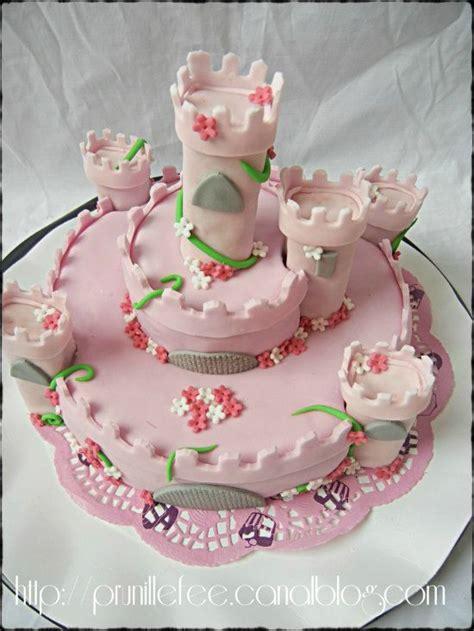 gateau pate a sucre princesse gateau chateau de princesse p 226 te 224 sucre gateau 3d prunille fait show