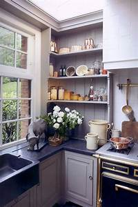 kitchen corner shelves Design Ideas And Practical Uses For Corner Kitchen Cabinets