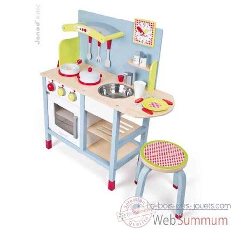 cuisine janod cuisine picnik duo janod j06538 dans jouets en bois janod
