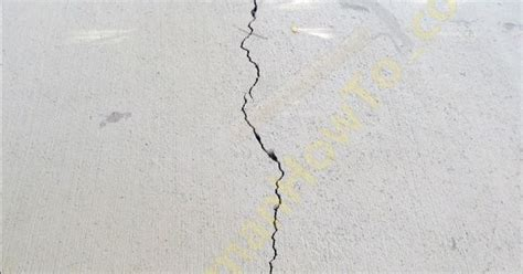 fixing a cracked concrete patio slab diy outdoor ideas