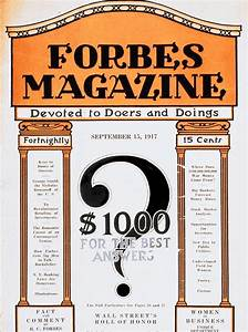 100 years of Forbes… and the future to come | News | FIPP.com
